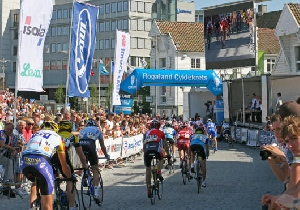 GRAND PRIX Rogaland: Tomáš Okrouhlický na 9. místě a 2. ve vrchařské soutěži
